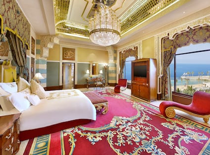 Qasr Suite Bedroom