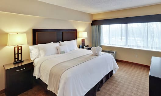 King Bed Accessible