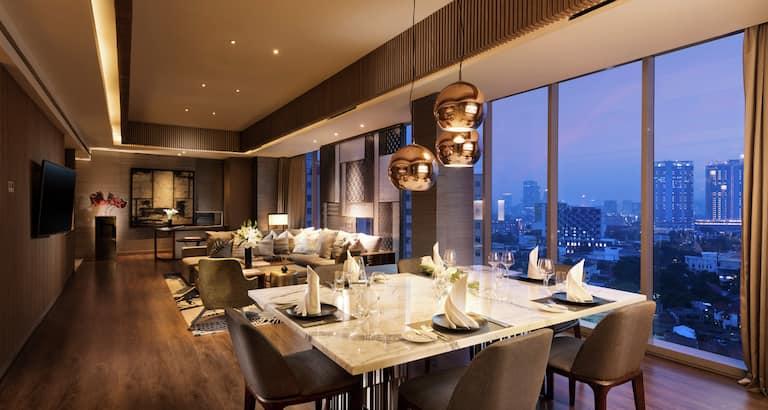 Jakarta Hotels Doubletree By Hilton Jakarta Diponegoro