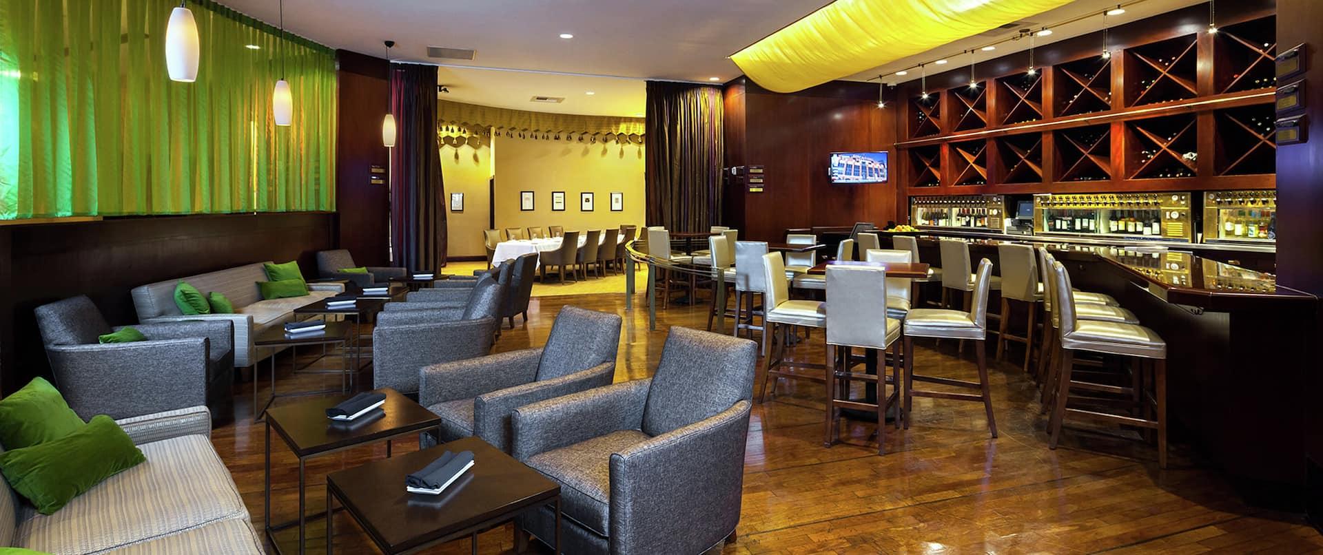 Spencer's Bar & Restaurant Lounge