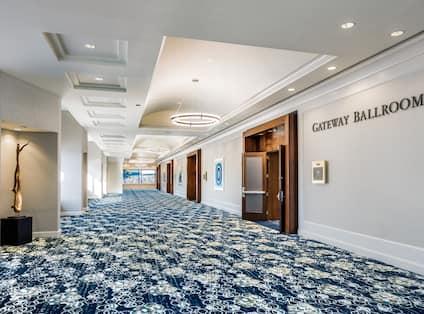 Gateway Ballroom Foyer