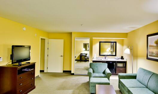 Suite Living Area