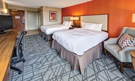Standard Queen Guest Room