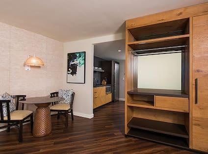 Studio Dining Area