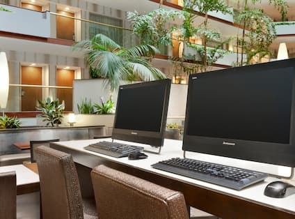 Business Center Computers