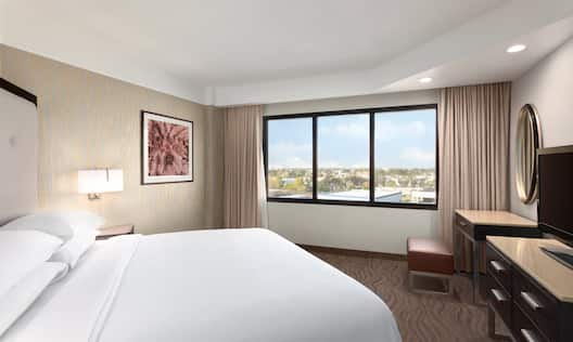 King City View Bedroom