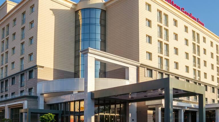 Krasnodar Hotels Hilton Garden Inn Krasnodar