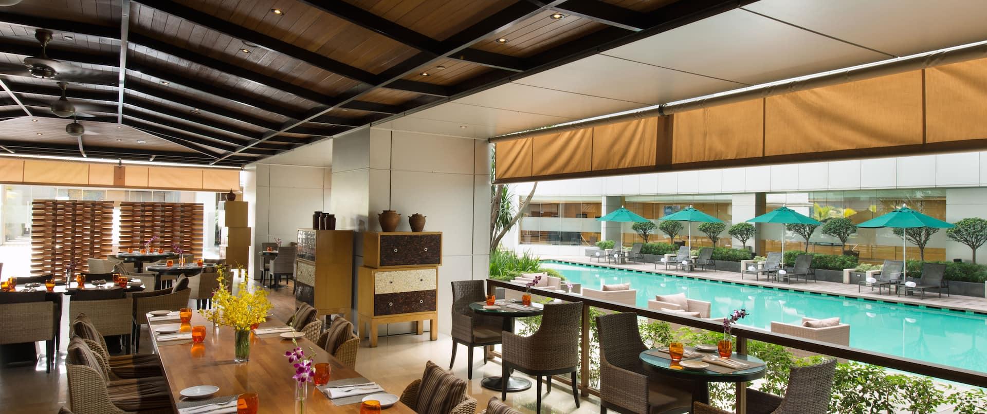 Pool Level Bar