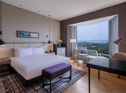 Standard Room with Deluxe View