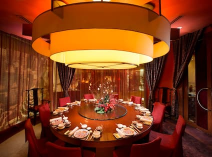 Chynna Private Dining Room