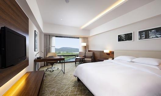Premium King Guestroom