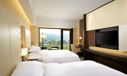 Espero Suite Twin room