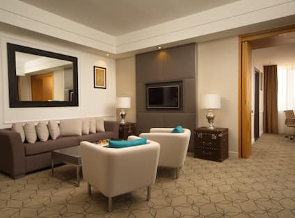King One Bedroom Suite with Balcony