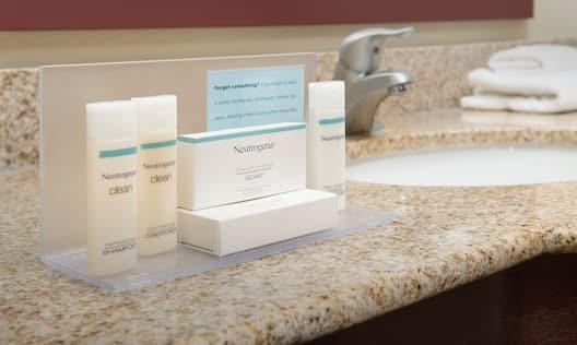 Guest Bathroom Amenities