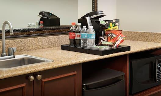 Guestroom With Premium Amenities