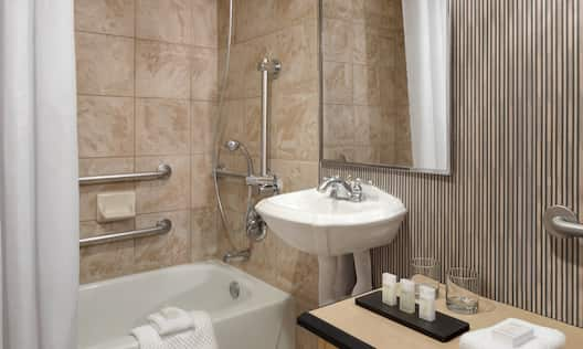 Accessible Bathtub