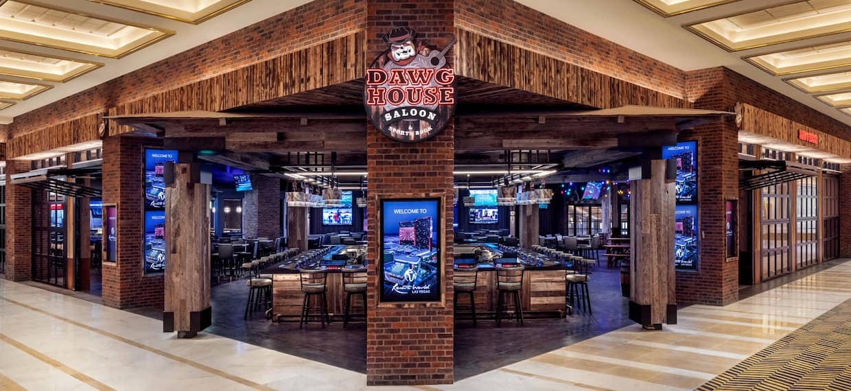 Dawg House Saloon and Sportsbook