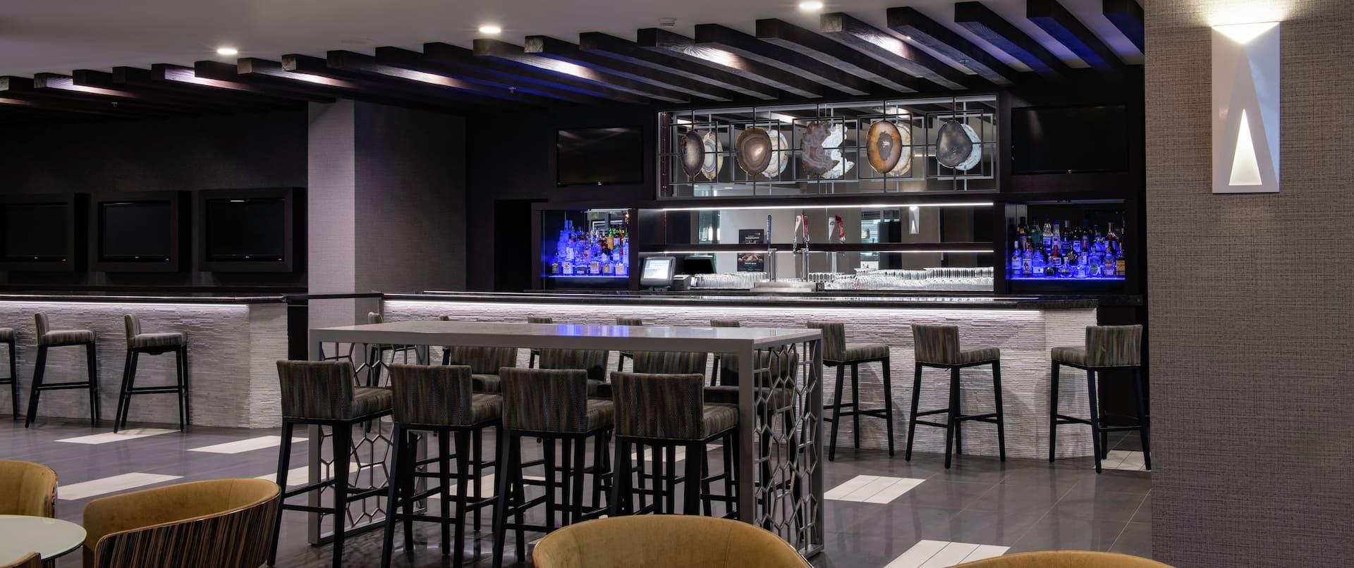 Three Palms Restaurant and Bar
