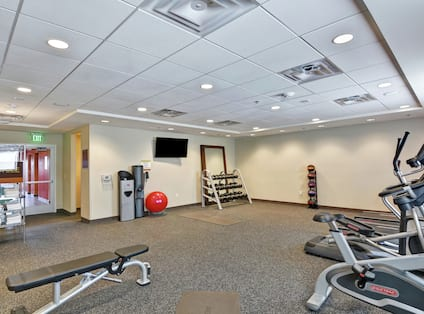 Spin2 Cycle Fitness Center Equipment