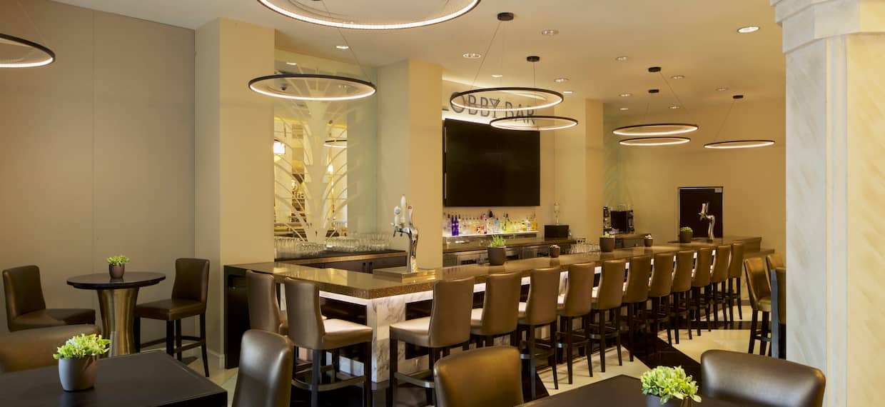 Hilton Grand Vacations Suites on the Las Vegas Strip, NV Hotels - Lobby Bar