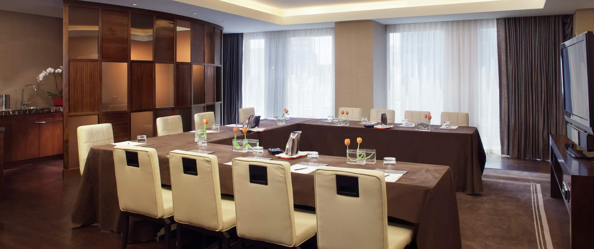 Executive Meeting U Shape with seating for 12