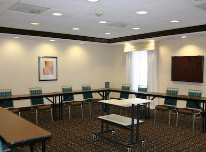 U Shaped Meeting Table