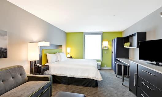 Home2 Suites by Hilton Azusa Hotel, CA - Studio Suite