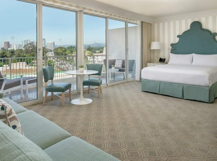 Suite King with Terrace