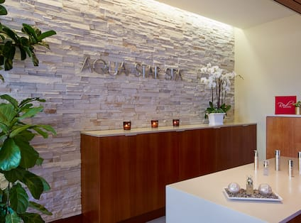 Babor Spa Reception Area