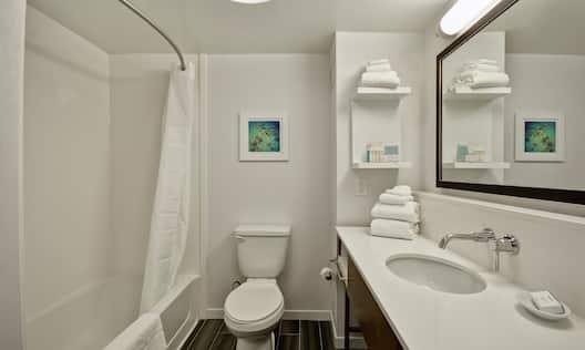 Standard And Studio Bathroom