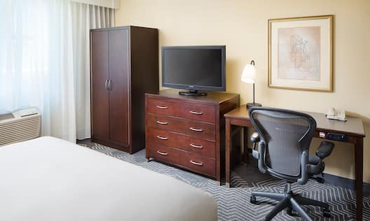 King Accessible Bed