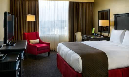 Standard King Guestroom