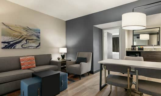 Parlor Guestroom