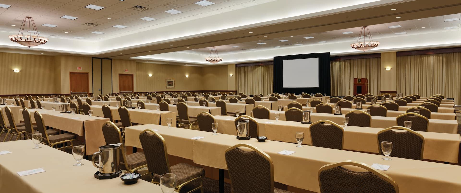 Meeting Room - Classroom