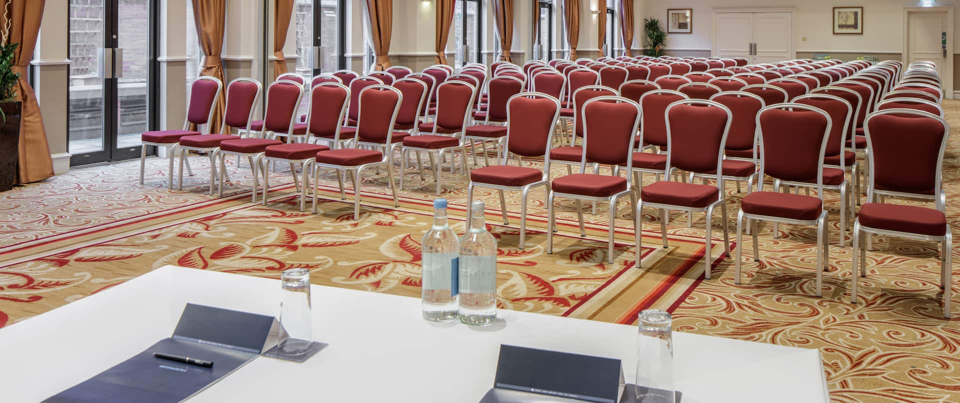 City Of York Suite Conference Front View