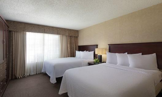 Two Queen Bed Suite