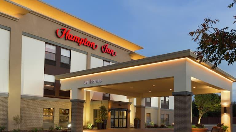 Hampton Inn Lubbock Texas Hotel