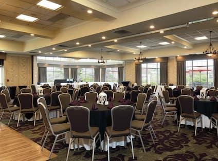 Ballroom Space, Banquet