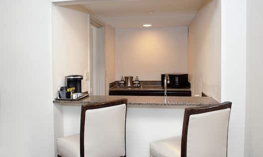Wetbar In Suites