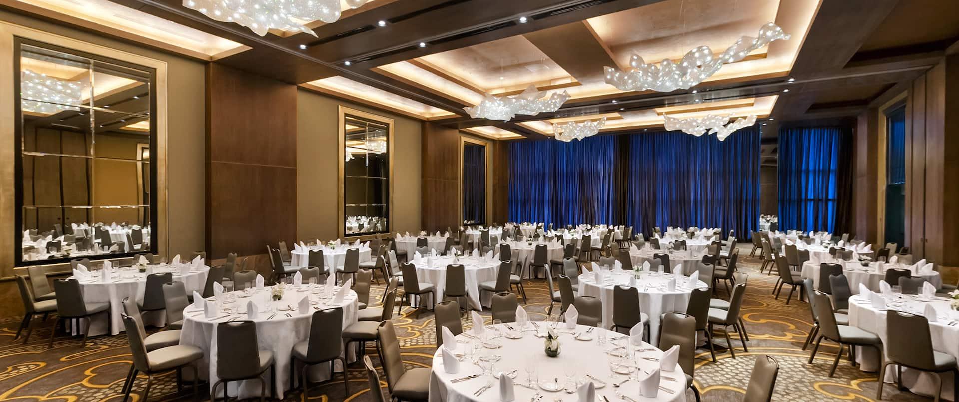 Huascaran Ballroom Banquet Setup