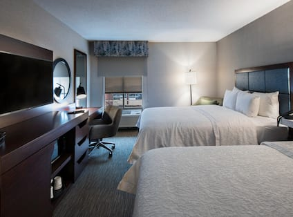 Accessible Double Queen Beds