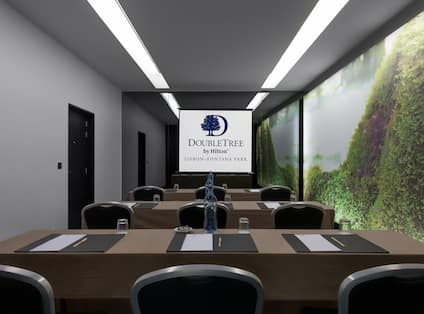 Ouro Meeting Room Set up Classroom
