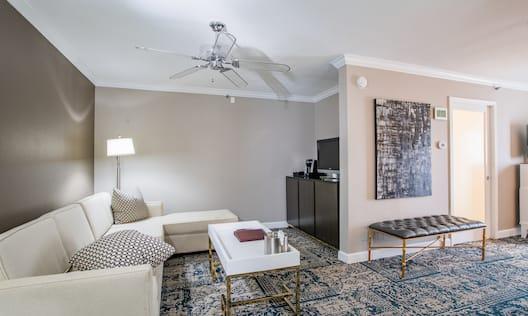 Guest Room Living Room