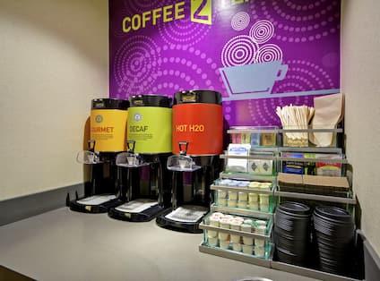 Hot Drinks Station