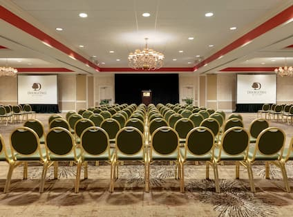 Meeting Room Theater Setup Style