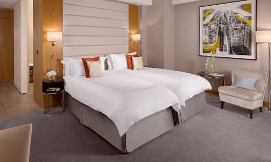 Twin Beds Executive Room