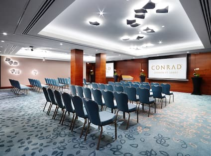 Conference Presentation Space