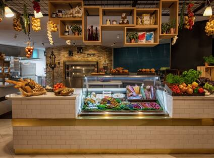 Grocer Counter