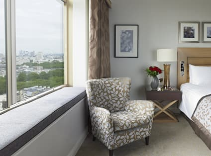 King Executive Room View