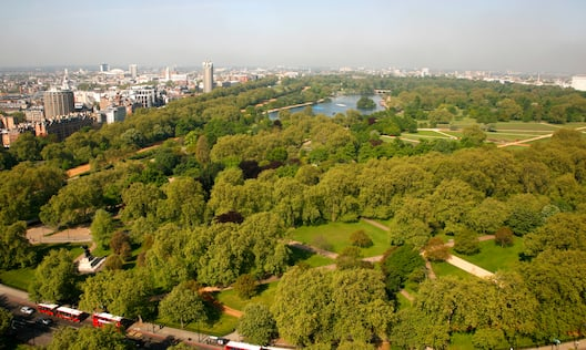Hyde Park View Daytime